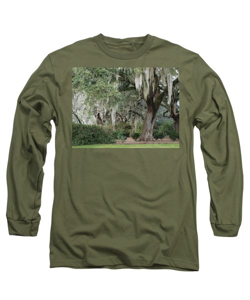 Spanish Moss Long Sleeve T-Shirt