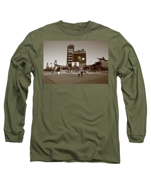 Citizens Bank Park - Philadelphia Phillies Long Sleeve T-Shirt