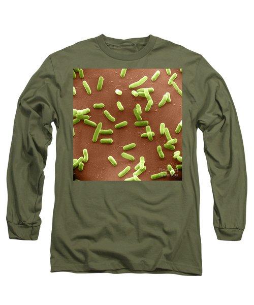 E. Coli Bacteria, Sem Long Sleeve T-Shirt