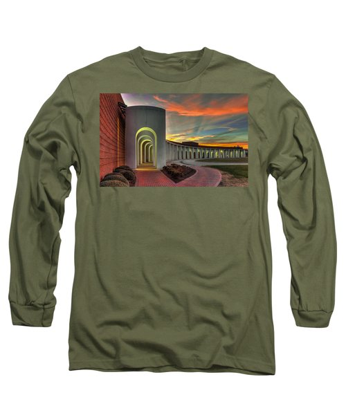 Ferguson Center For The Arts Long Sleeve T-Shirt