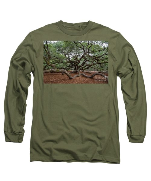 Mighty Branches Long Sleeve T-Shirt