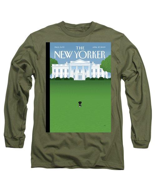 New Yorker April 27th, 2009 Long Sleeve T-Shirt