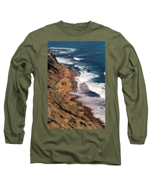 Block Island Long Sleeve T-Shirt