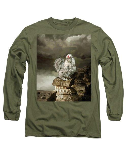 9. Cuckoo Angela Long Sleeve T-Shirt