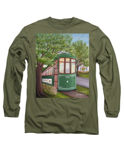 900 On The Avenue Long Sleeve T-Shirt