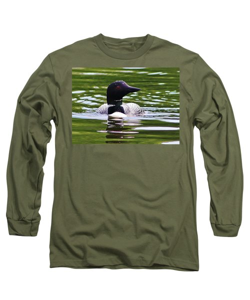 A Bit Of Serenity Long Sleeve T-Shirt by Bruce Bley