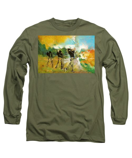 A Brilliant Shot Long Sleeve T-Shirt by Catf