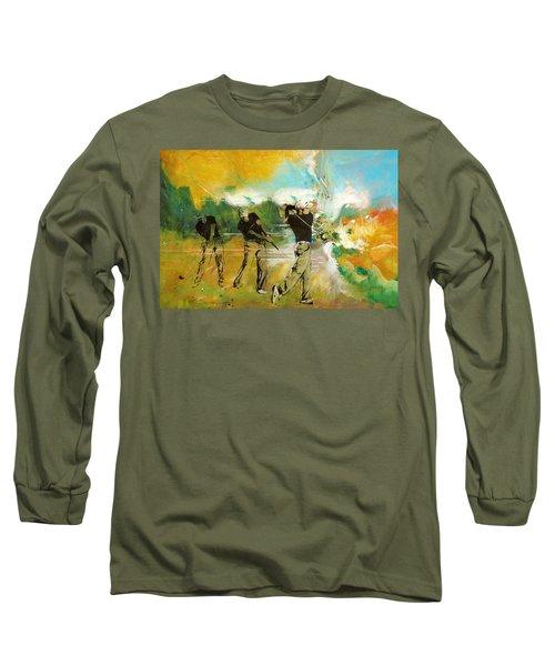 A Brilliant Shot Long Sleeve T-Shirt