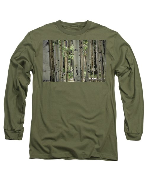 A Change Of Weather  Long Sleeve T-Shirt