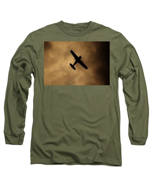 A Dance In The Clouds Long Sleeve T-Shirt