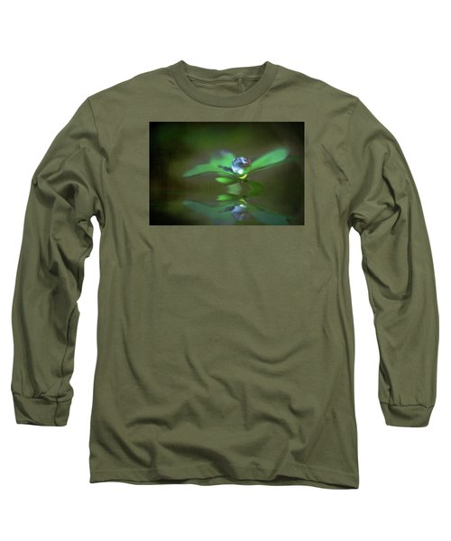 A Dream Of Green Long Sleeve T-Shirt