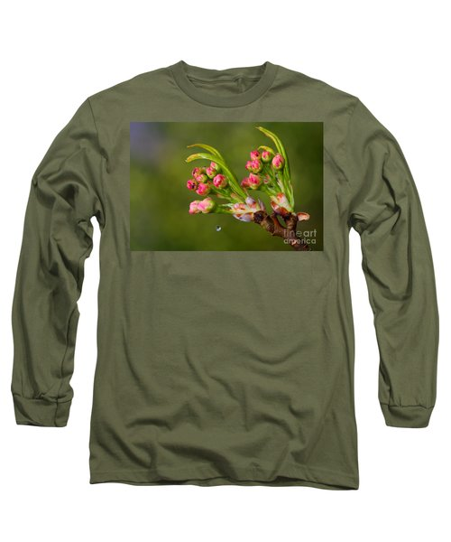 A Drop Of Water Long Sleeve T-Shirt