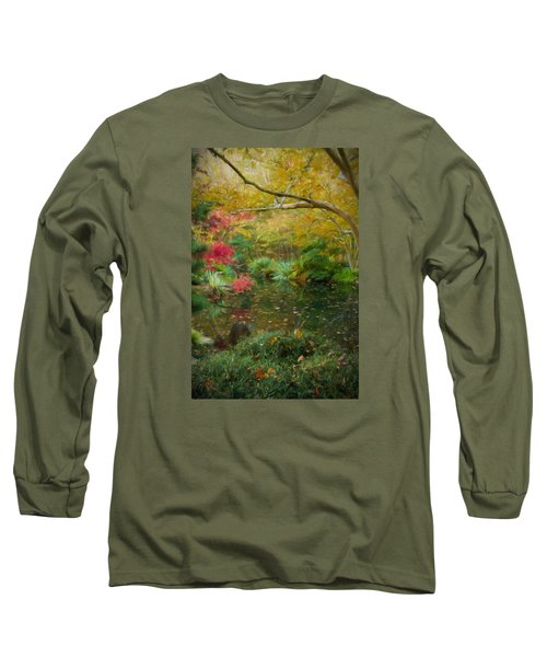 A Fall Afternoon Long Sleeve T-Shirt