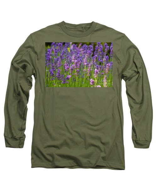A Friendly Summer Day Long Sleeve T-Shirt