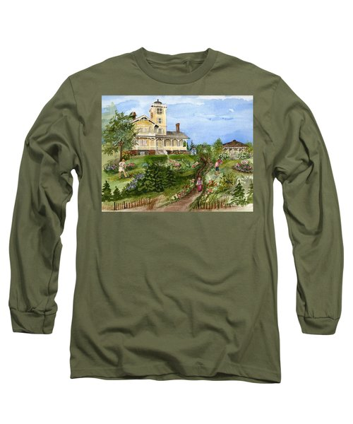A Garden For All Ages Long Sleeve T-Shirt