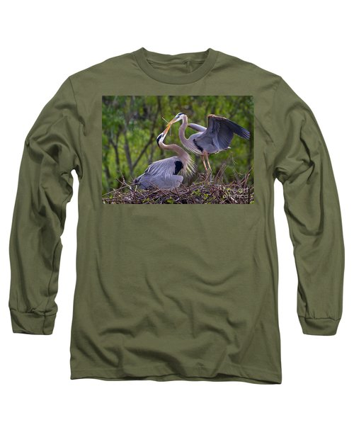 A Gift For The Nest Long Sleeve T-Shirt