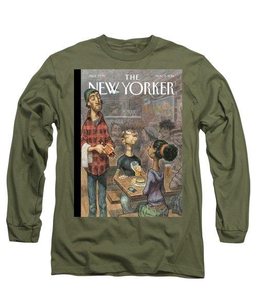 Hip Hops Long Sleeve T-Shirt