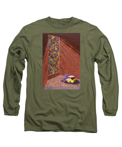 A Mother's Hope Long Sleeve T-Shirt by Jack Malloch