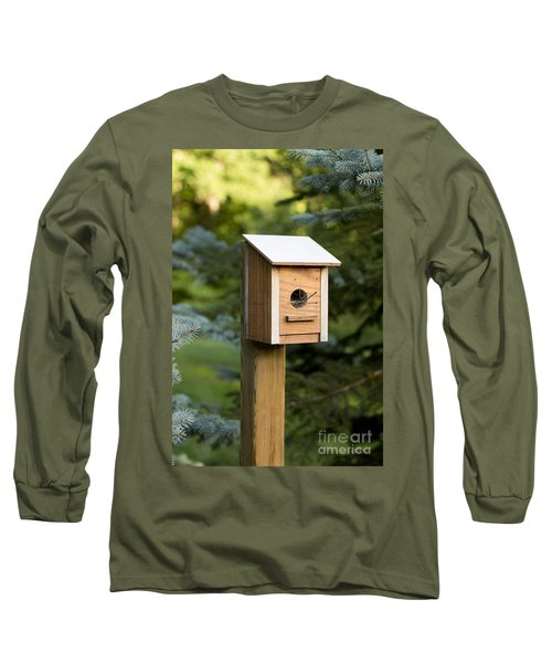 A New Home Long Sleeve T-Shirt