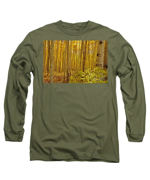 A Peek Into Heaven Long Sleeve T-Shirt