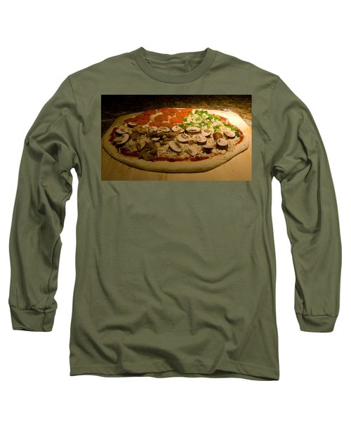 A Piece For Everyone Long Sleeve T-Shirt by Greg Graham