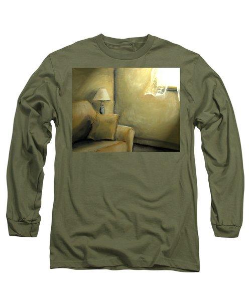 A Quiet Room Long Sleeve T-Shirt