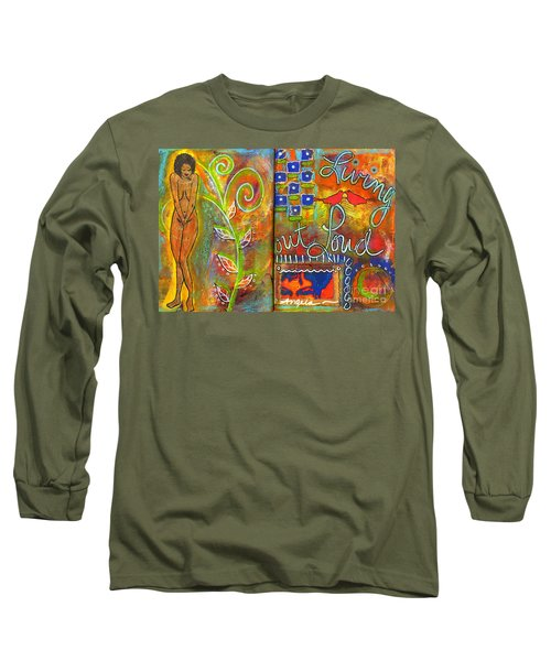 A Rebirth Of Sorts Long Sleeve T-Shirt