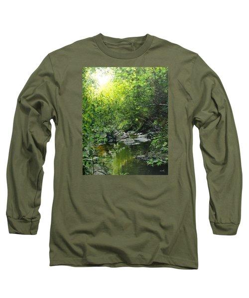 A Road Less Traveled Long Sleeve T-Shirt