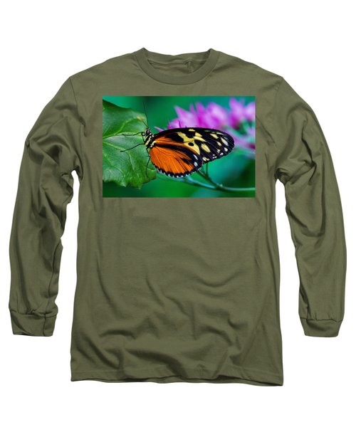 A Splash Of Colour Long Sleeve T-Shirt