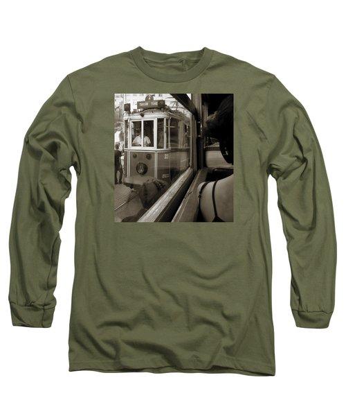 A Streetcar Named Desire Long Sleeve T-Shirt by RicardMN Photography