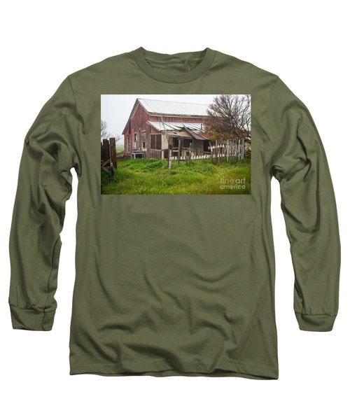 Abandon Long Sleeve T-Shirt