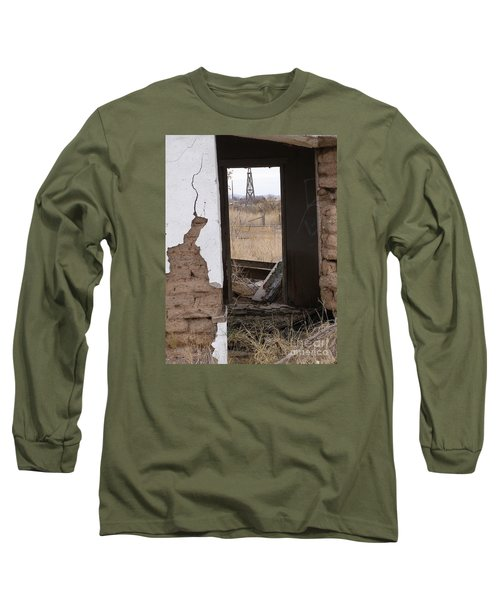Abandoned In Texas Long Sleeve T-Shirt