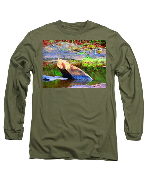 Abstact Rock				 Long Sleeve T-Shirt