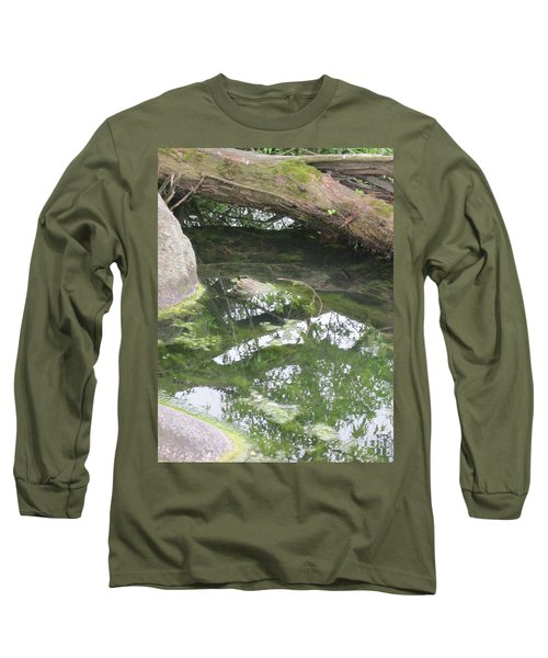 Abstract Nature 3 Long Sleeve T-Shirt