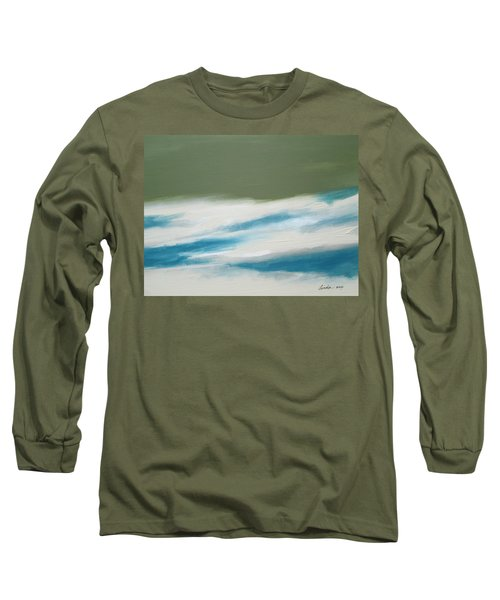 Abstract No. 1 Long Sleeve T-Shirt