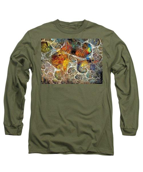 Abstraction 462-09-13 Marucii Long Sleeve T-Shirt