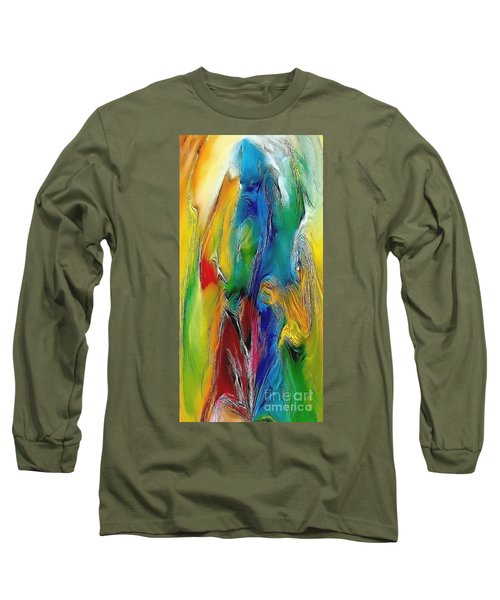 Abstraction 591-11-13 Marucii Long Sleeve T-Shirt