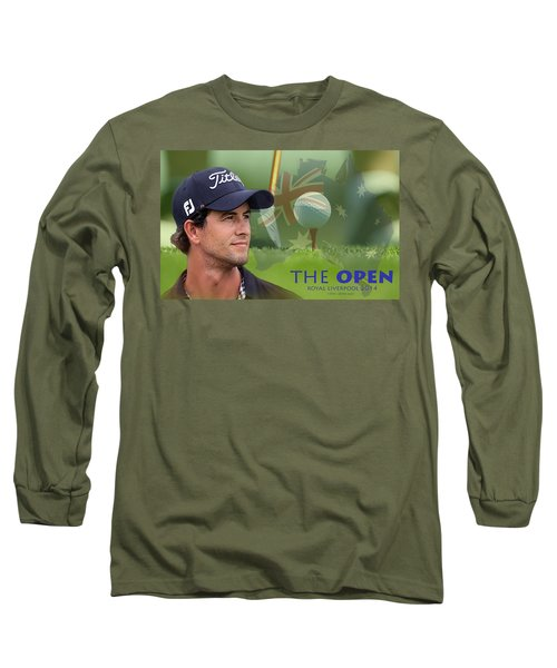 Adam Scott Long Sleeve T-Shirt