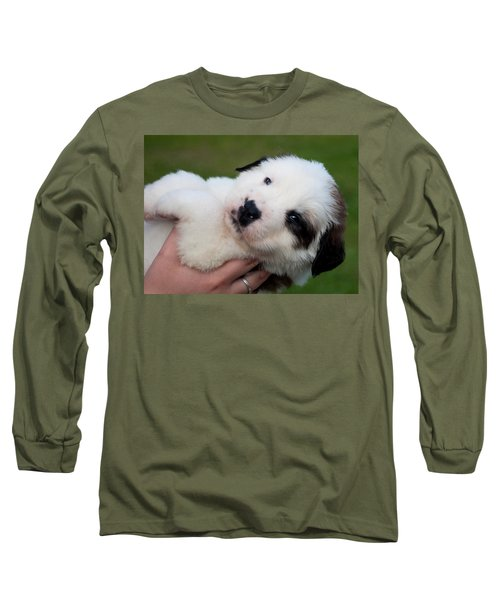 Adorable Hand Full Long Sleeve T-Shirt