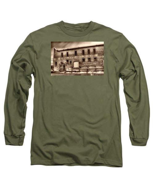 Adluh Flour Sc Long Sleeve T-Shirt by Skip Willits