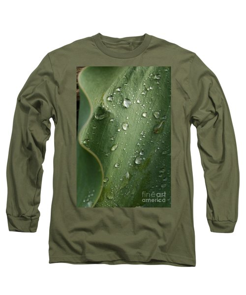 After The Rain 2 Long Sleeve T-Shirt by Loni Collins