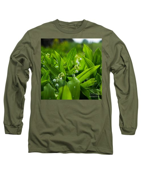 After The Rain Long Sleeve T-Shirt by Kennerth and Birgitta Kullman