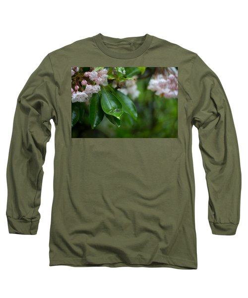 Long Sleeve T-Shirt featuring the photograph After The Storm by Patrice Zinck