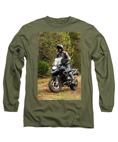 Agressive Long Sleeve T-Shirt