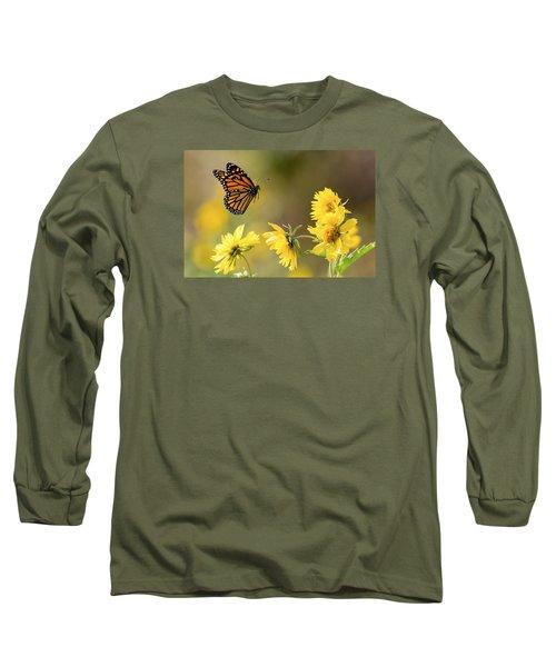 Air Monarch Long Sleeve T-Shirt