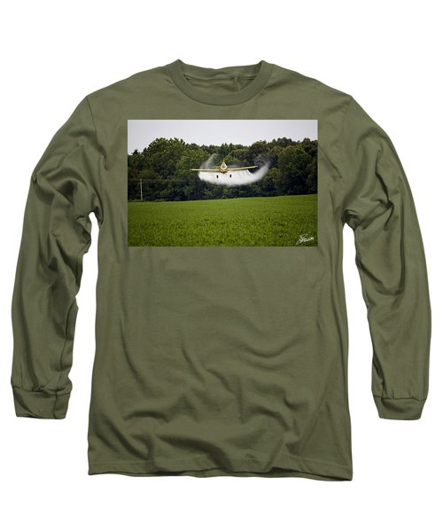 Air Tractor Long Sleeve T-Shirt