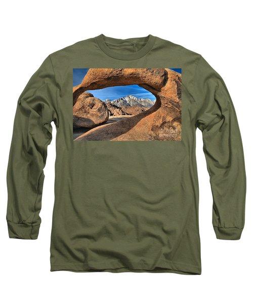 Alabama Hills Arch Long Sleeve T-Shirt