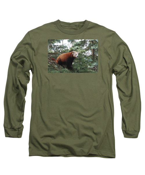 All Alone Long Sleeve T-Shirt by Judy Whitton