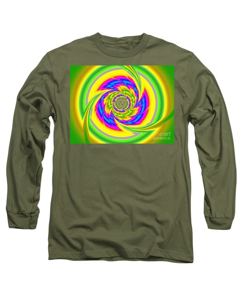 All The Colours Long Sleeve T-Shirt