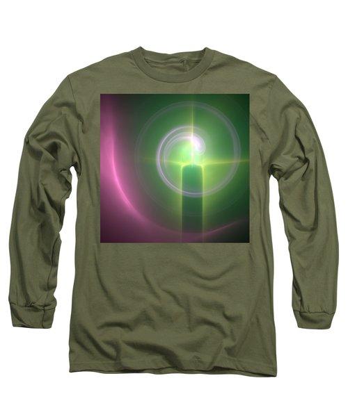 Long Sleeve T-Shirt featuring the digital art Altar by Svetlana Nikolova